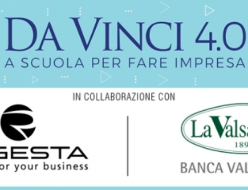 Giornale di Brescia 5 feb 2019 – Da Vinci 4.0