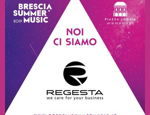 Siamo partner del Brescia Summer Music 2019