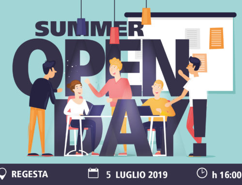 Summer Open Day 2019