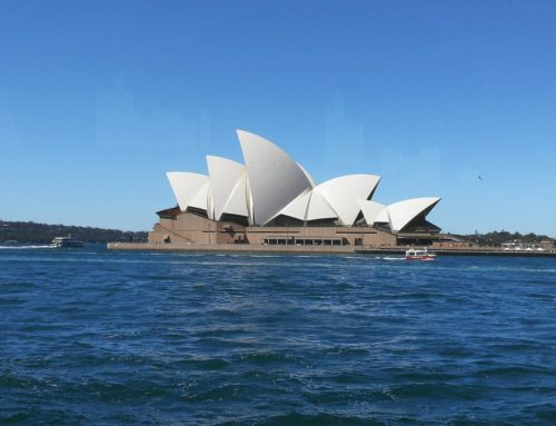 Anche in Australia, al fianco dei nostri clienti!