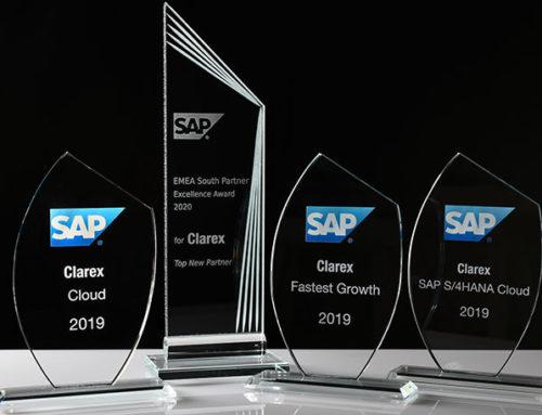 SAP premia l'eccellenza del gruppo Regesta