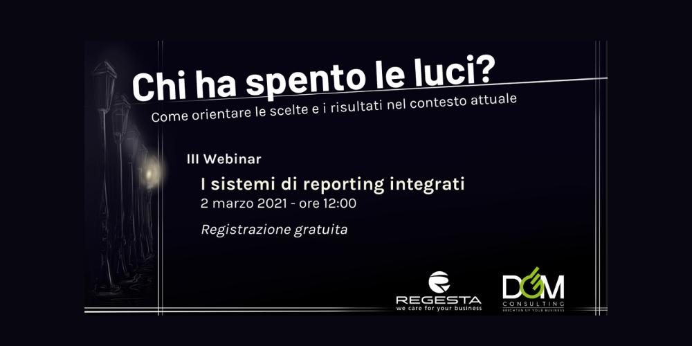 sistemi di reporting integrati