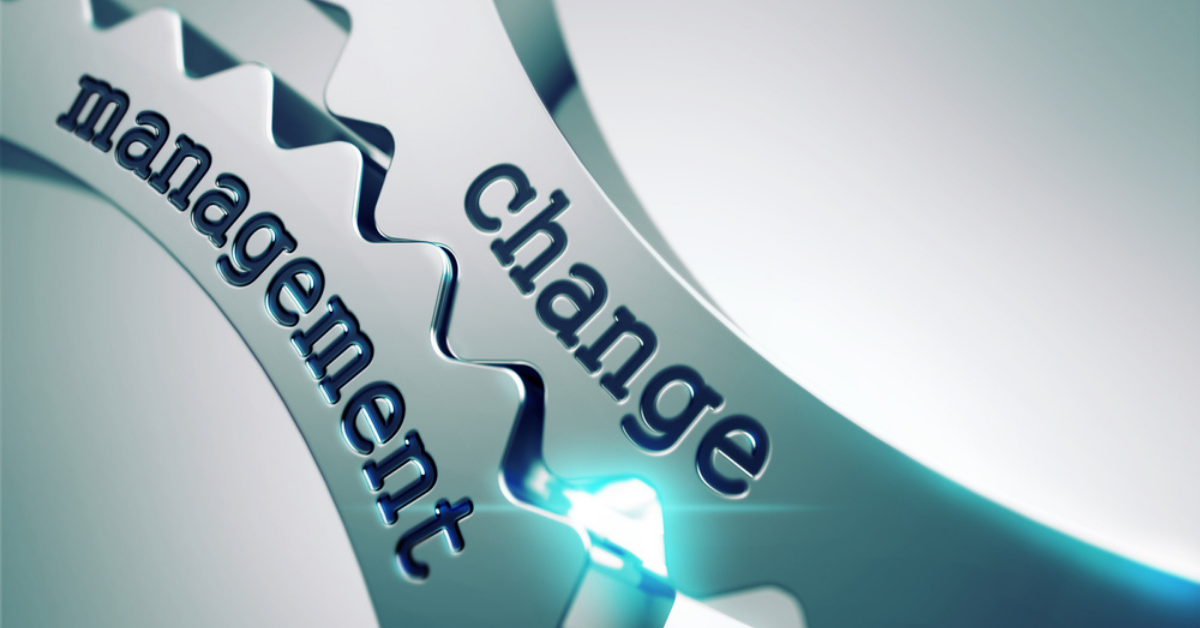 Gestione del cambiamento